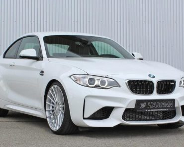 F87 BMW M2 with Hamann wheels