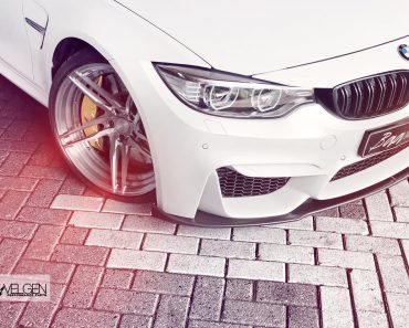 Alpine White BMW M3 (3)