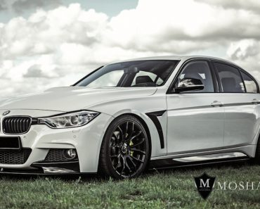 BMW 3 Series by Moshammer