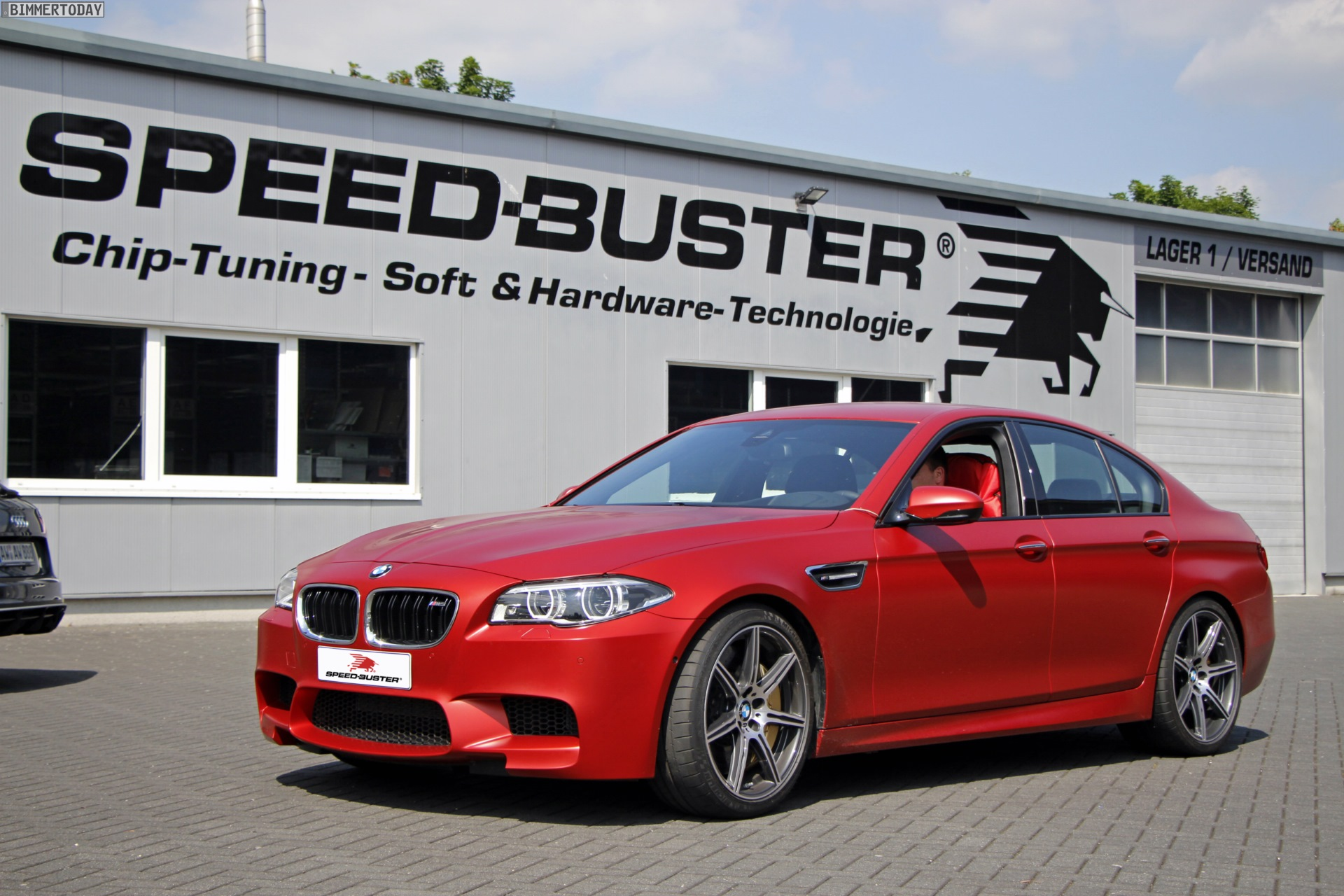 F10 Bmw M5 Lci Extra Power For The Top Model Bmw Car Tuning