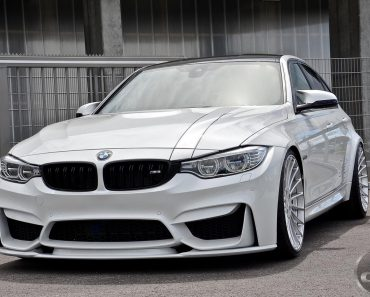 F80 BMW M3 by DS Automobile & Hamann (29)