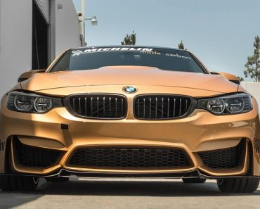 Sunburst Gold BMW M3 by EAS  (9)
