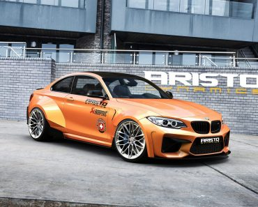 2016 BMW M2 Coupe by Aristo Dynamics  (2)