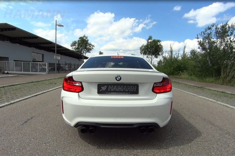 2016 BMW M2 Coupe by Manhart