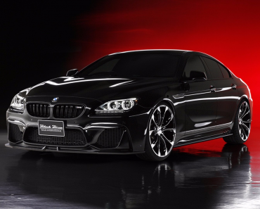 BMW 6-Series Gran Coupe with Black Bison Kit  (13)
