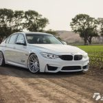 BMW M3 Sits on HRE Wheels