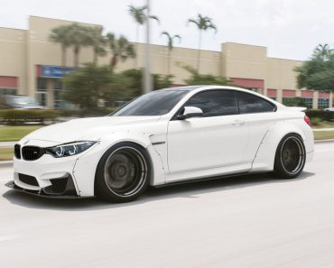 liberty-walk-bmw-m4-sits-on-adv1-wheels-2