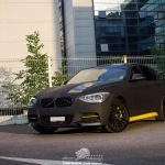 Matte Black BMW M135i by DCM Design  (10)