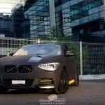 Matte Black BMW M135i by DCM Design  (15)