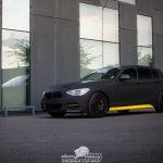 Matte Black BMW M135i by DCM Design  (16)