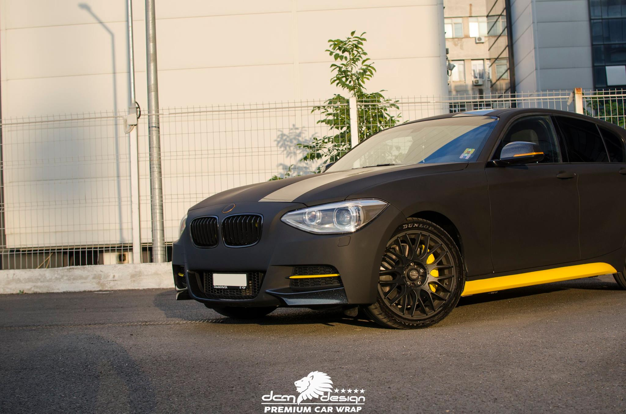 Matte Black BMW M135i by DCM Design  (22)