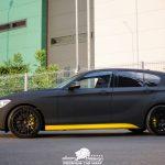 Matte Black BMW M135i by DCM Design  (24)