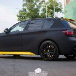 Matte Black BMW M135i by DCM Design  (3)