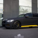 Matte Black BMW M135i by DCM Design  (7)
