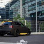 Matte Black BMW M135i by DCM Design  (8)