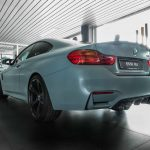 Satin Battleship Grey BMW M4  (14)