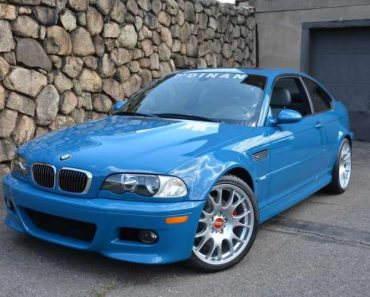 2003 E46 BMW M3 by Dinan