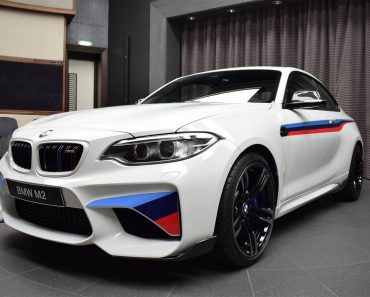 BMW M2 Coupe M Performance (35)
