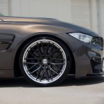 F80 BMW M3on Vossen Wheels (8)