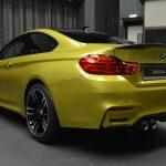 Austin Yellow F8 BMW M4 in Abu Dhabi (11)