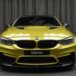 Austin Yellow F8 BMW M4 in Abu Dhabi (2)