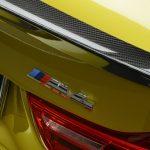 Austin Yellow F8 BMW M4 in Abu Dhabi (22)