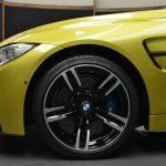 Austin Yellow F8 BMW M4 in Abu Dhabi (8)