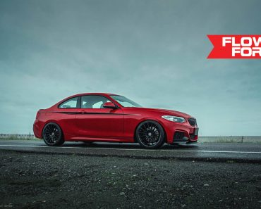 BMW M235i with HRE Wheels (4)
