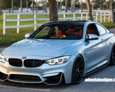 F82 BMW M4 on HRE Wheels (11)