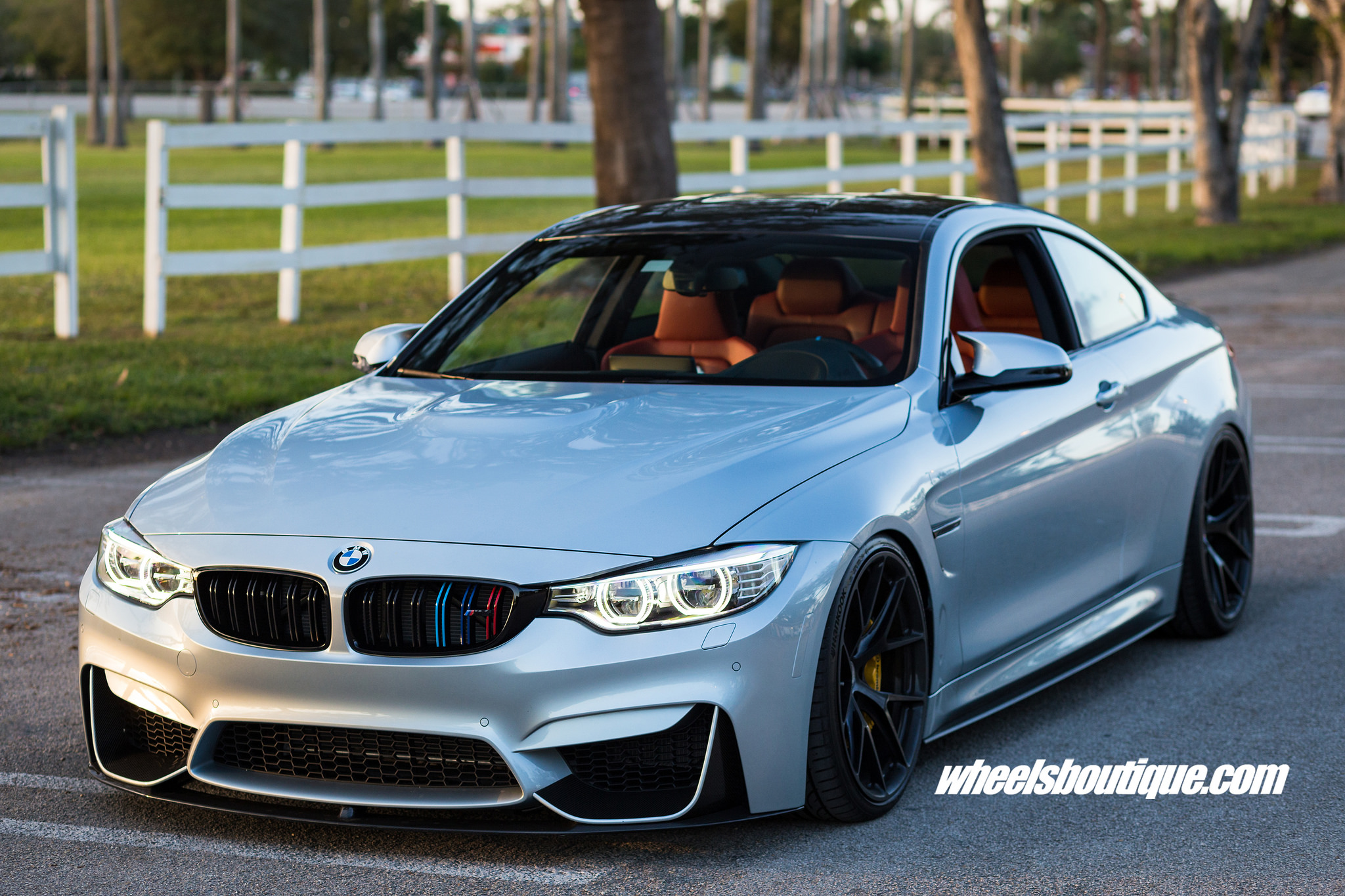 F82 BMW M4 on HRE Wheels (11)