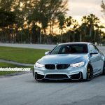 F82 BMW M4 on HRE Wheels (8)