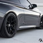 Mineral Grey BMW M4 Wrapped in HRE Wheels (10)