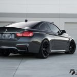 Mineral Grey BMW M4 Wrapped in HRE Wheels (11)