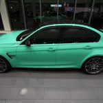 Mint Green F80 BMW M3 with M Performance (3)
