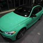 Mint Green F80 BMW M3 with M Performance (9)
