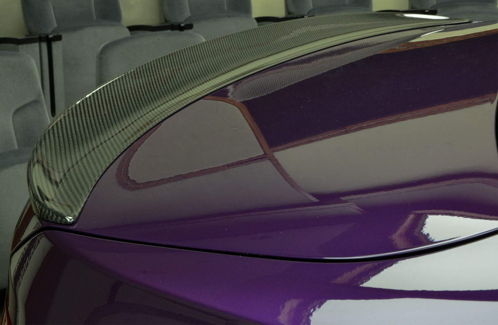 Twilight Purple BMW M3 with Competition Package (1)