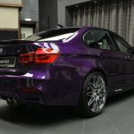 Twilight Purple BMW M3 with Competition Package (15)