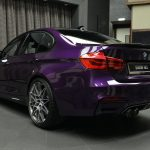 Twilight Purple BMW M3 with Competition Package (16)
