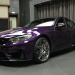 Twilight Purple BMW M3 with Competition Package (20)