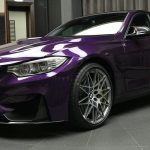 Twilight Purple BMW M3 with Competition Package (23)