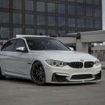 Alpine White BMW M3 by Vorsteiner (1)