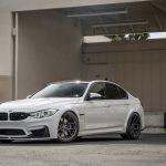 Alpine White BMW M3 by Vorsteiner (10)