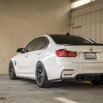 Alpine White BMW M3 by Vorsteiner (19)