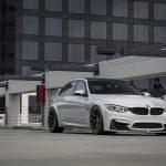 Alpine White BMW M3 by Vorsteiner (3)
