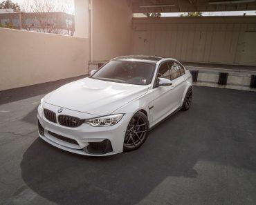 Alpine White BMW M3 by Vorsteiner (9)