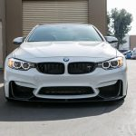 Alpine White F82 BMW M4 with BBS Wheels (3)