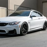 Alpine White F82 BMW M4 with BBS Wheels (4)