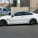 Alpine White F82 BMW M4 with BBS Wheels (6)