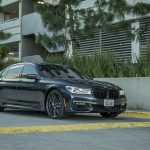 BMW 7-Series Wrapped in V-FF 107 Wheels (1)