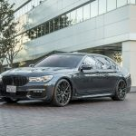 BMW 7-Series Wrapped in V-FF 107 Wheels (11)